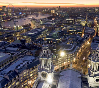 Record construction of London office space, but supply shortfall remains
