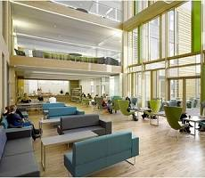 Civic centre named best workplace in the country by the BCO