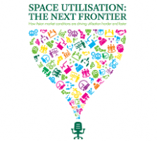 Space utilisation in Asia