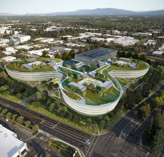 Apple agrees deal for new tech palace and campus in California