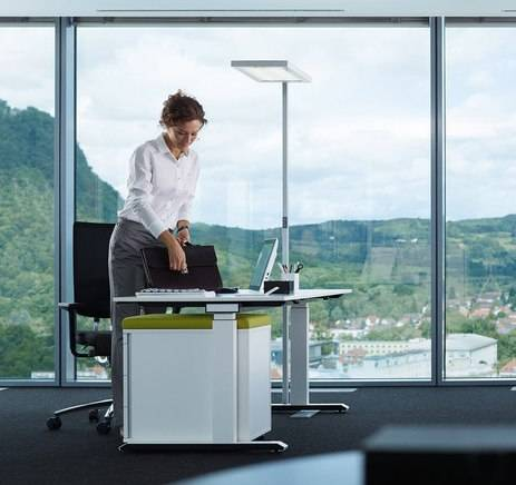How biodynamic lighting stimulates sense and performance at work