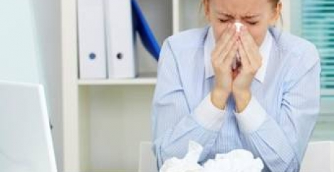 Research reveals the main reasons why people still go to work when ill