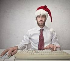 Christmas working
