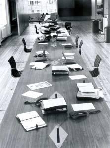 Michaelides and Bednash desk