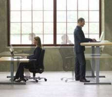 Delivering the low-down on the sit-stand workstation phenomenon