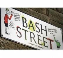 Bash street