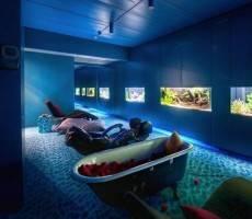 Google Nap Room