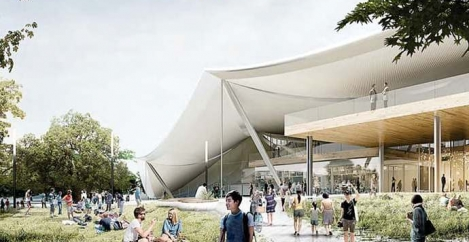 Google submits revised plans for California headquarters
