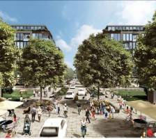 Driverless vehicles set to create vast swathes of developable real estate
