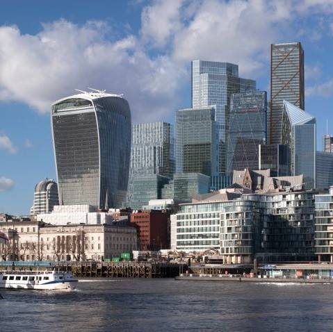 Demand by global businesses for London office space remains high