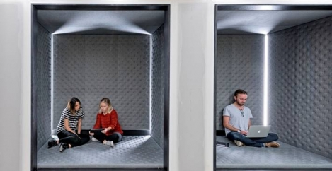 Beware the great apex fallacy of workplace design