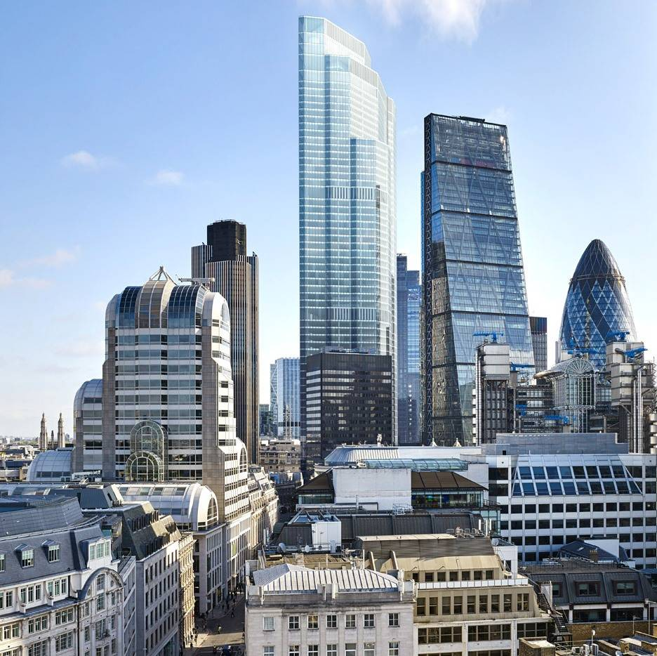 Commercial property investment in central London hits ten year high, claims report