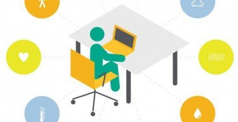 New workplace technology will automatically adapt offices to needs of staff
