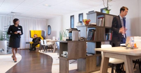 Coworking and the current French revolution in the workplace