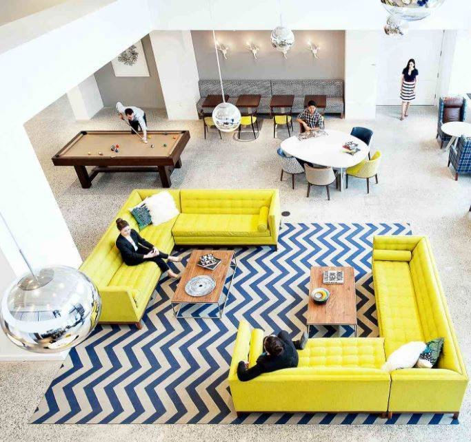 Workplace design that hands people control is the key to their wellbeing