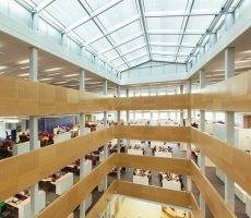 Intelligent lighting can enhance workplace wellbeing and productivity