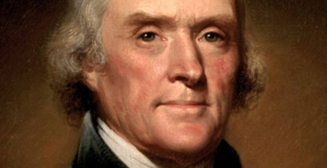 How Thomas Jefferson came to invent the swivel chair and laptop