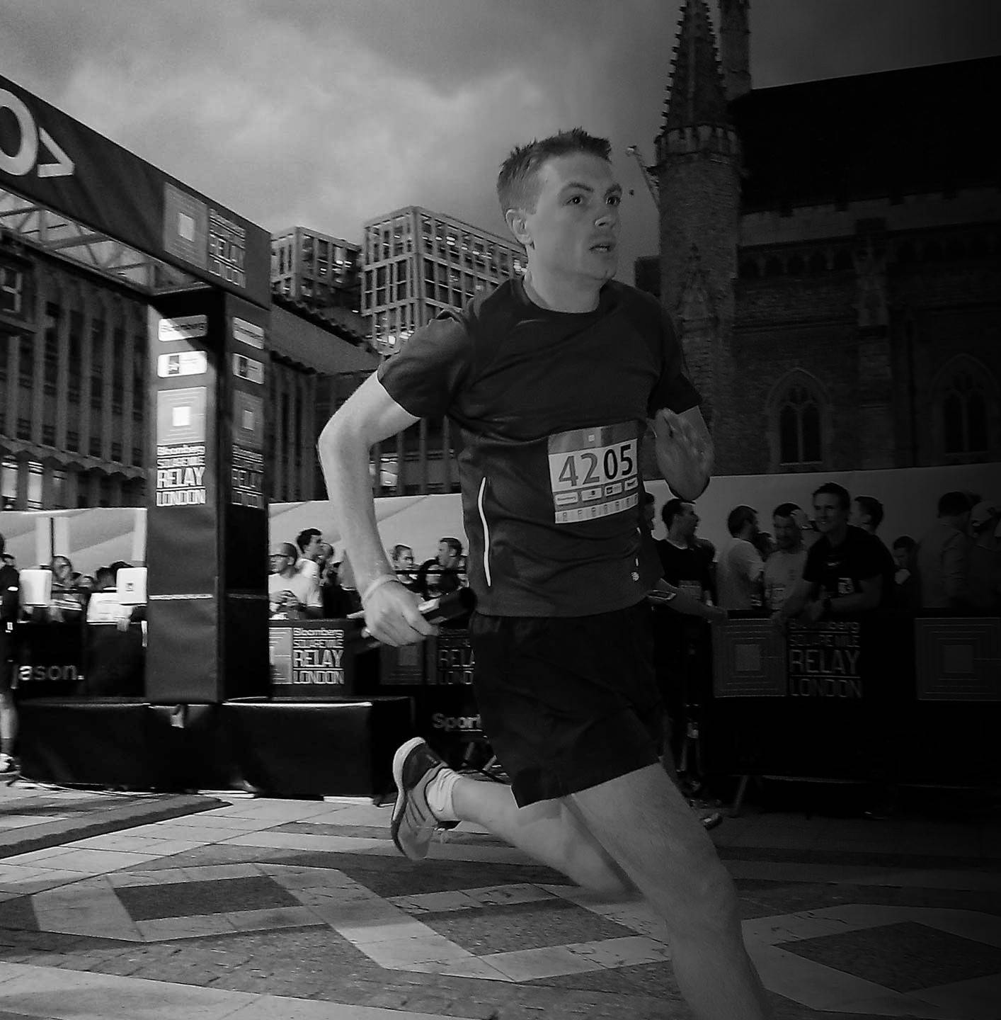 London firms promote health and wellbeing with Square Mile Relay
