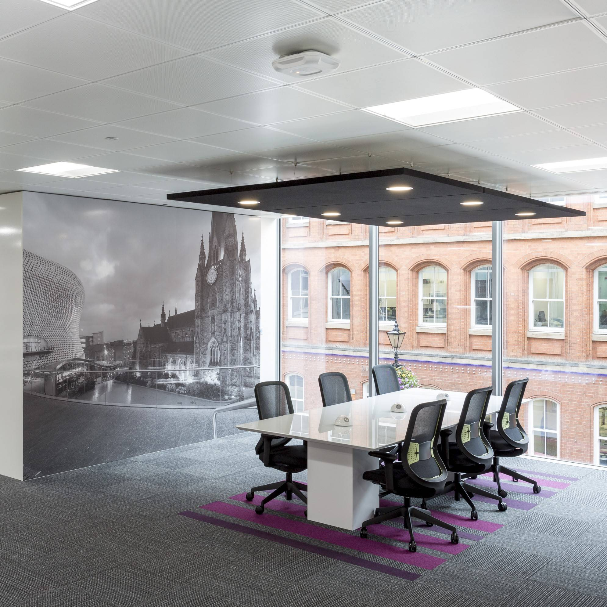 RSA welcomes clients and brokers to new office in the heart of Birmingham