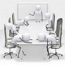Pointless meetings found result in disengagement and reduce productivity