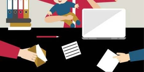 Flexible working mothers more likely to work the most unpaid hours