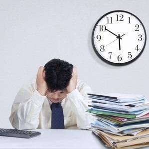 Fifth of UK staff say stress at work negatively impacts their health