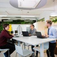 UK Green Building Council's HQ claims to set new environmental standards in office refurbishment