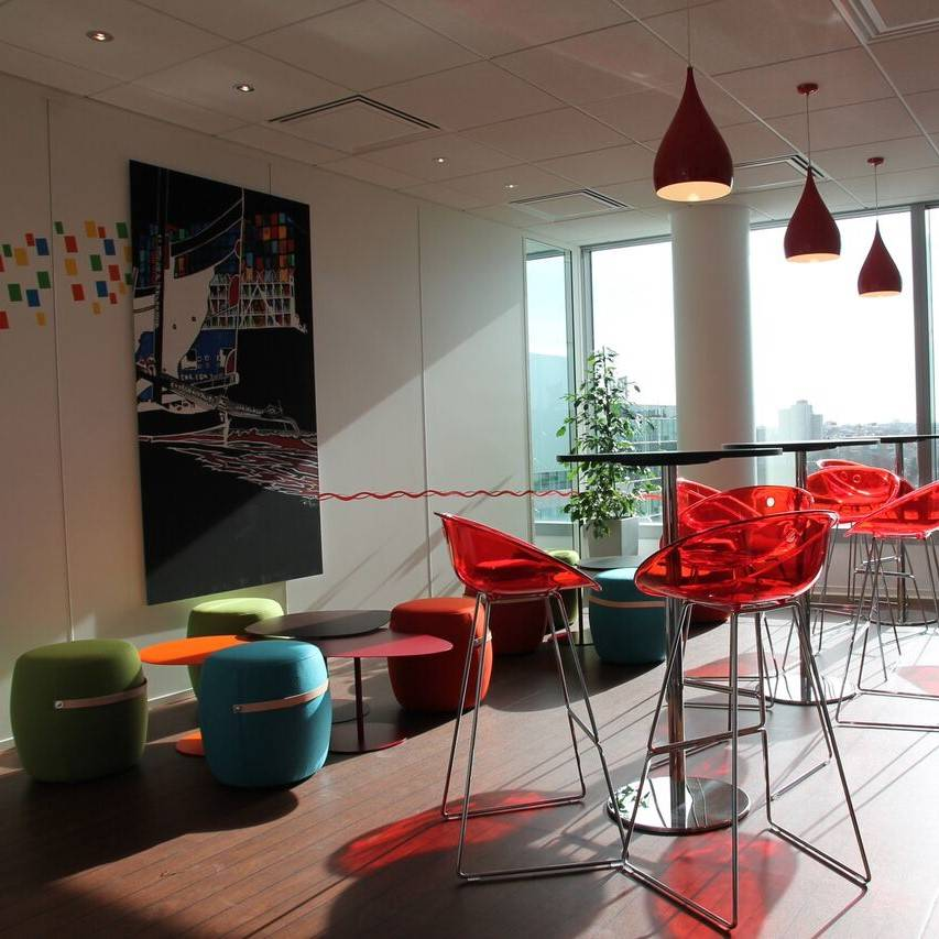 How tech giant EMC standardised the design and management of its office portfolio
