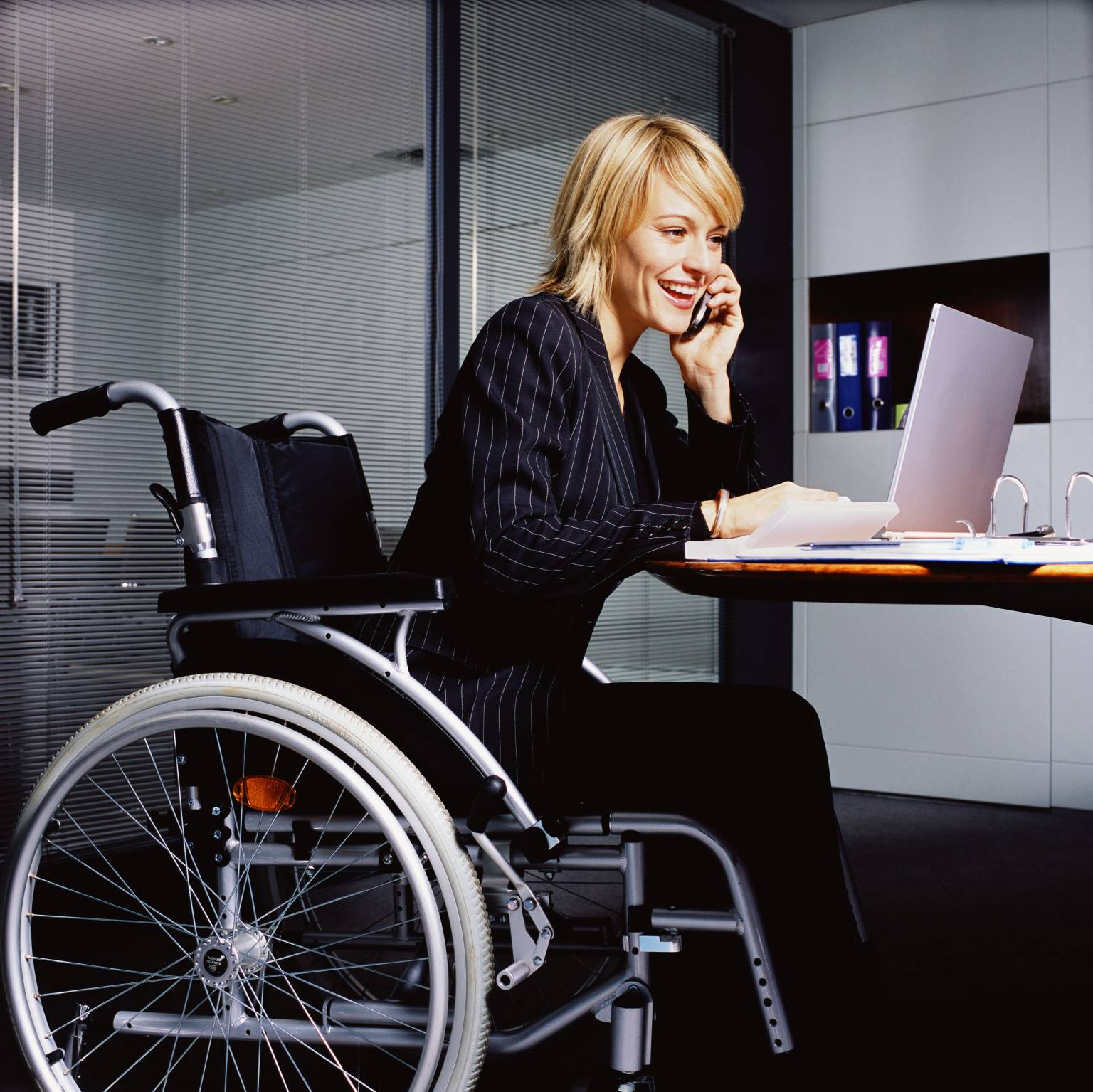 Built environment still creates barriers for people with a disability