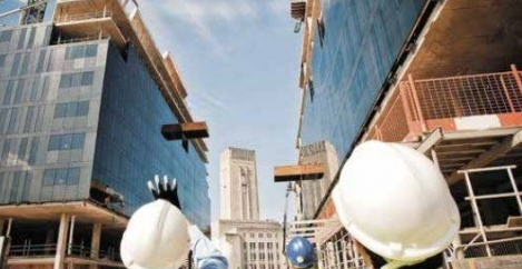 London office construction increases but pace of new building slowing down