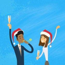 Office Christmas party will go ahead but not bonuses or extra time off