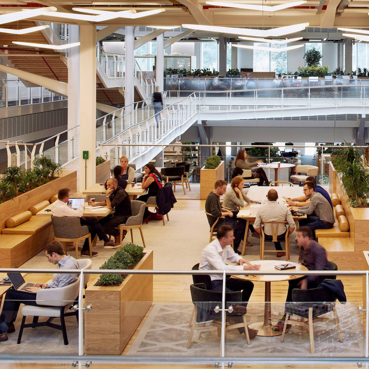 A fantastic workplace does not have to be innovative, just fantastic