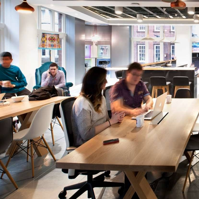 The workplace holds the key to enormous productivity boost, claims study