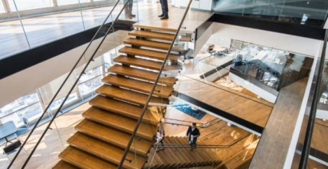 The Boston Consulting Group: pushing the art and science of workplace design
