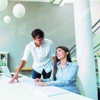 Greater attention must be paid to office design to attract younger talent