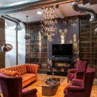 Interaction completes transformation of Grade II listed Victorian castle into new office