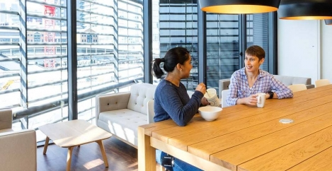 Workplace design can combat ill effects of winter on workers' mental wellbeing