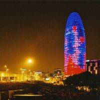 Barcelona's iconic tower deserted by tenants who see it as impractical and 'bad luck'
