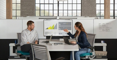 Designing space for virtual collaboration in an untethered world