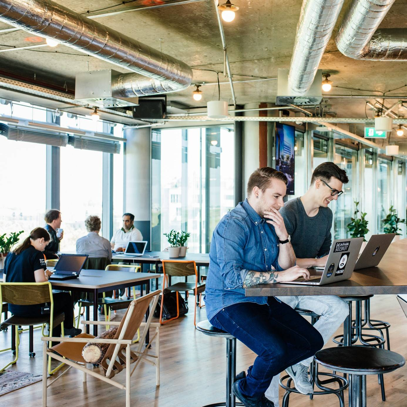 A workplace tale told in numbers: WeWork in 2016