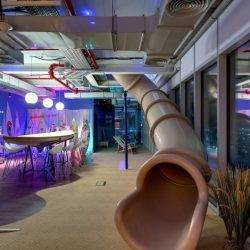Employees prefer effective workplace technology to wacky office design