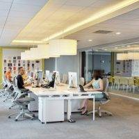 US employers turn to perks and office design to increase employee retention