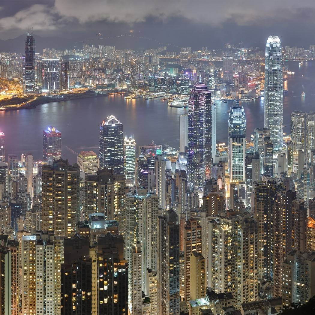 Hong Kong and London's West End again top global commercial property costs, according to CBRE