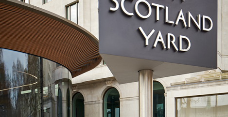 AHMM completes work on New Scotland Yard for Metropolitan Police
