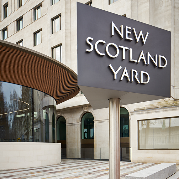 AHMM completes work on New Scotland Yard for Metropolitan Police