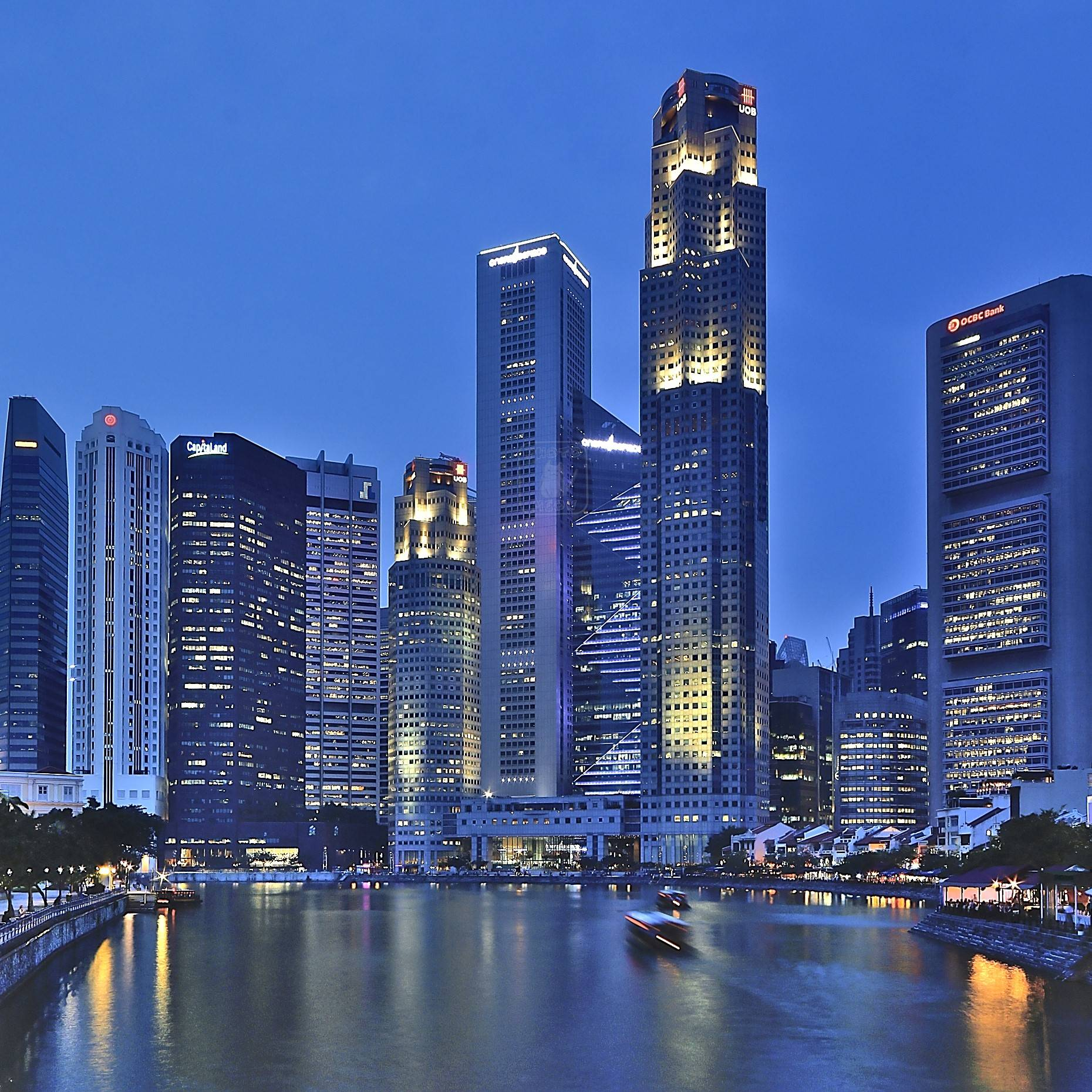 Singapore, London, New York, Paris and Tokyo leading the charge of smart cities