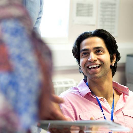 Large scale NHS staff survey shows improvements in workplace experience
