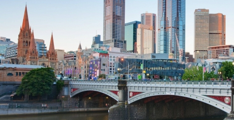 Rents start to surge in Australia's thriving high rise commercial property market
