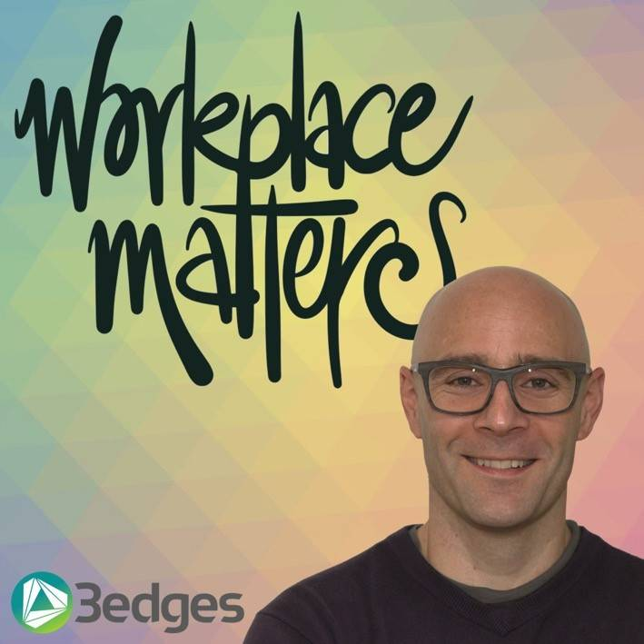 Workplace Matters Podcast on productivity, professionalism and activity based working with Chris Moriarty