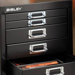 Bisley's classic MultiDrawer recognised with a Design Guild Mark